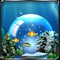 Bubble Aquarium Wallpaper icon