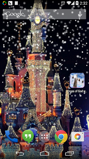 夢幻聖誕城壁紙