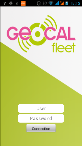GeocalFleet Mobile