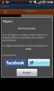 ReparaCiudad- screenshot thumbnail