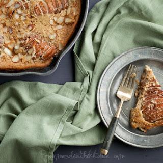 Pear Almond Clafoutis Recipe (Gluten-Free, Grain-Free, Paleo)