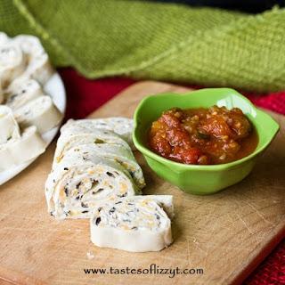 Mexican Tortilla Rollups
