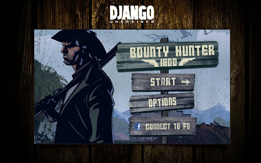Django's Bounty Hunter 1800