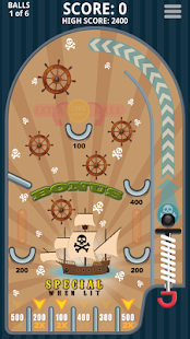 Handheld Pinball Free- screenshot thumbnail