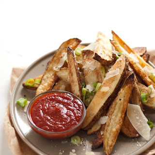 Crispy Baked French Fries.
