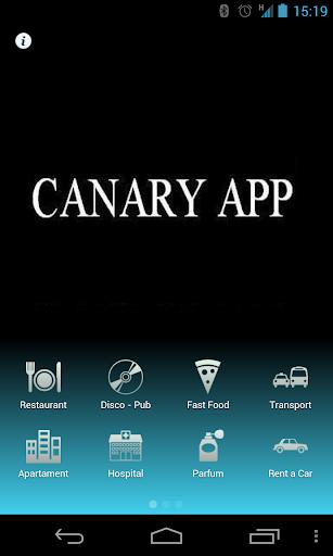canary app