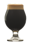Whiskey Barrel Aged McLuhr's Irish Stout