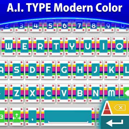 一. 我. 键入现代色彩א 個人化 LOGO-玩APPs