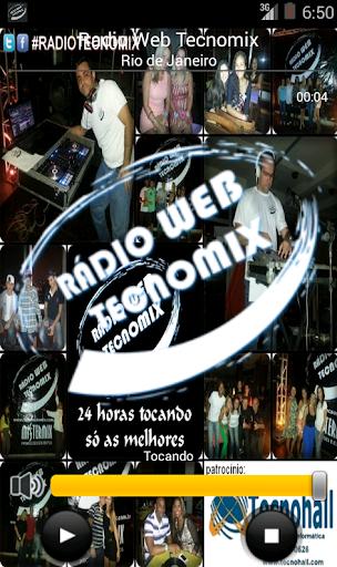Web Radio Tecnomix