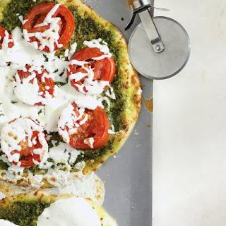 Pesto Pizzas