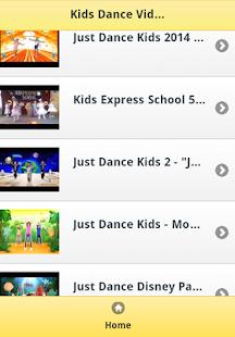 Kids Dance Videos