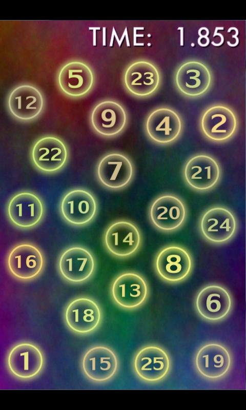 Numbers Move- screenshot