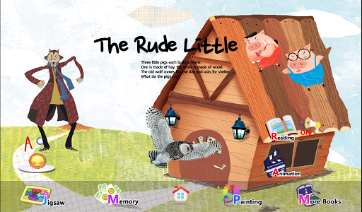 The Rude Little Pigs