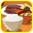 Home discipline of Japan meal icon