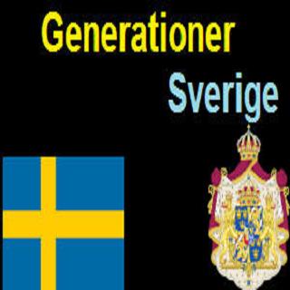 generationer sverige