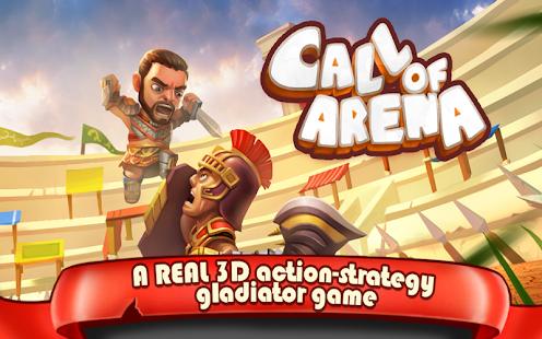 بازی ندای آرنا Call of Arena HD v1.23