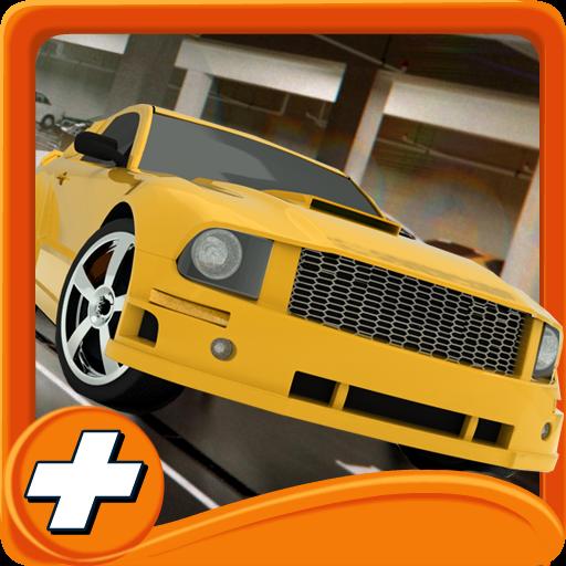 賽車遊戲App|街の車のガレージの駐車 LOGO-3C達人阿輝的APP