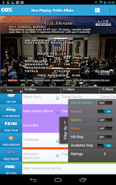Cox TV Connect Screenshot 2