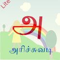 Tamil Alphabets Lite icon