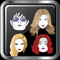 Dark Shadows Mobile Scroll icon