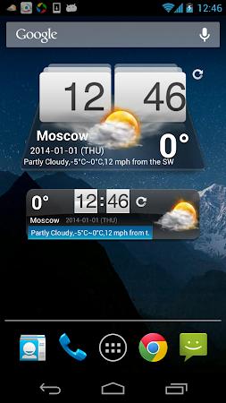 Weather Ultimate 1.6.3 screenshot 7045