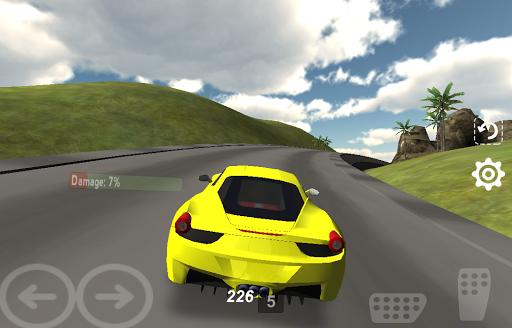 【免費賽車遊戲App】Extreme Rush Car Simulator-APP點子