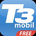 T3 Mobil Free logo