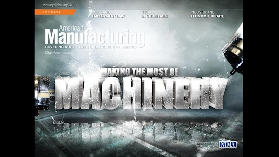American Manufacturing - screenshot thumbnail