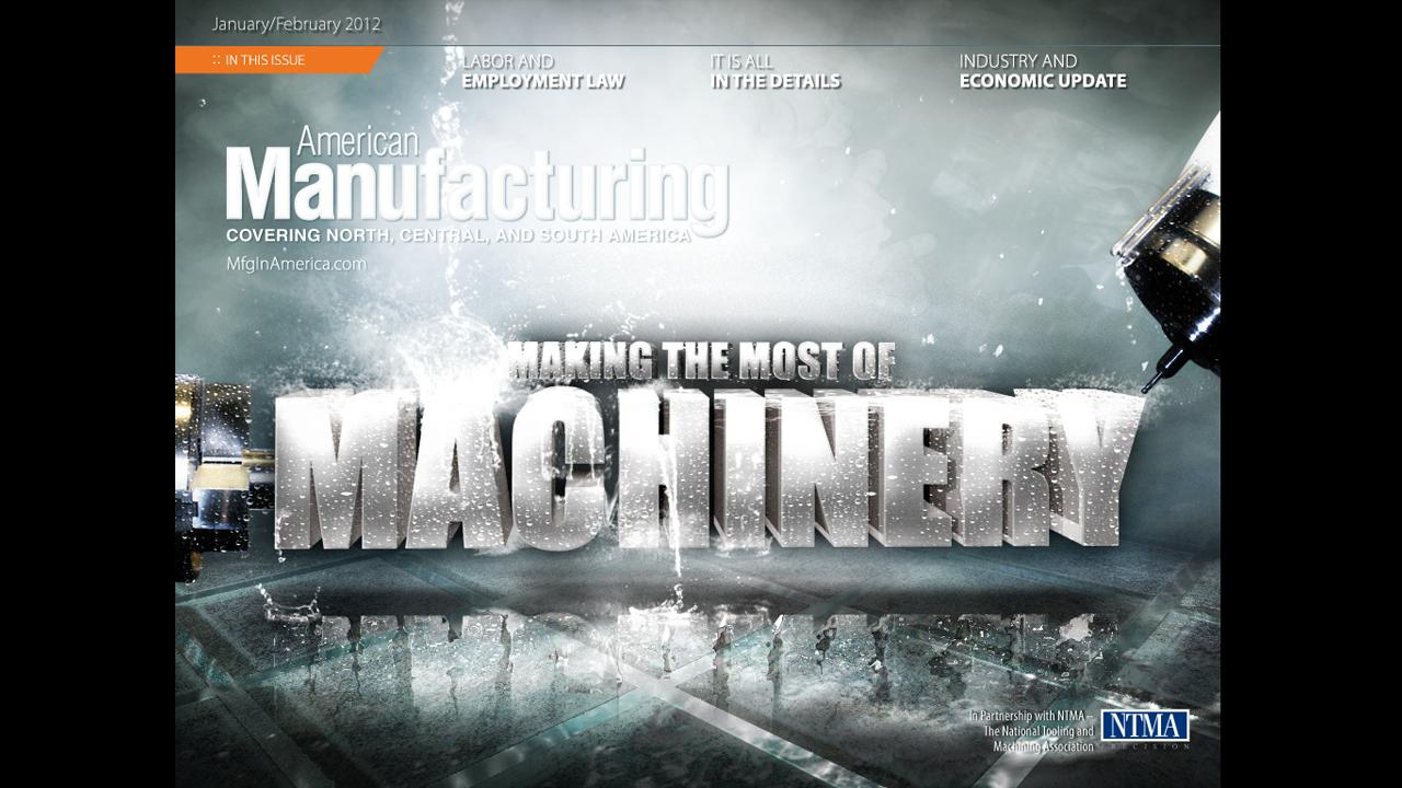 American Manufacturing - screenshot