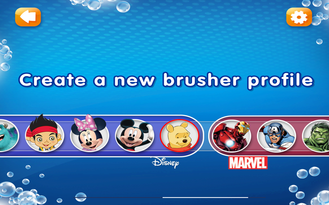 Disney Magic Timer by Oral-B- screenshot