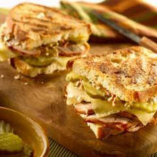 Spicy Mexican ''cuban'' Sandwiches.