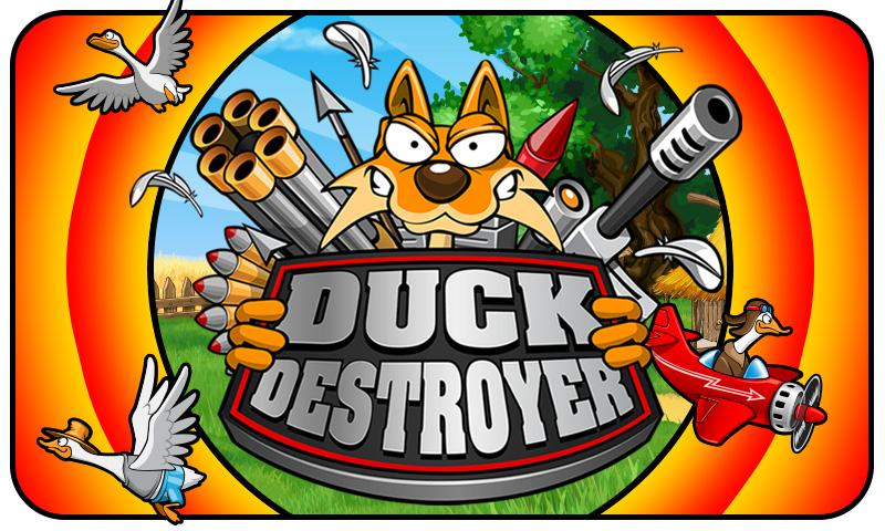 Duck Destroyer- screenshot
