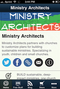 Ministry Architects- screenshot thumbnail