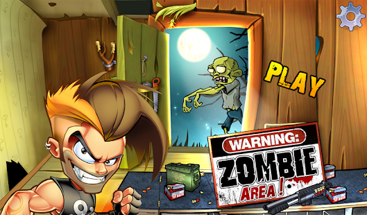 Zombie Area!- screenshot thumbnail