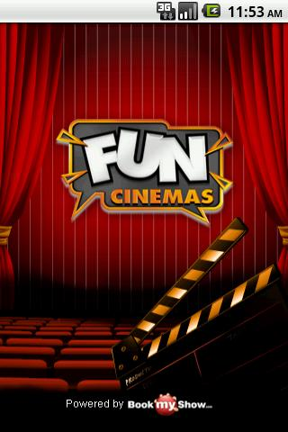 Fun Cinemas- screenshot