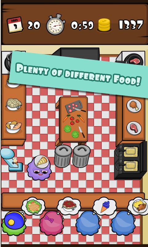 Moy Restaurant - Cooking Game - screenshot