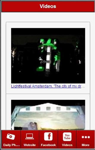 Photodam.nl- screenshot