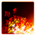 Flames LWP! logo