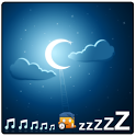 Sleep Music (sleep timer) icon