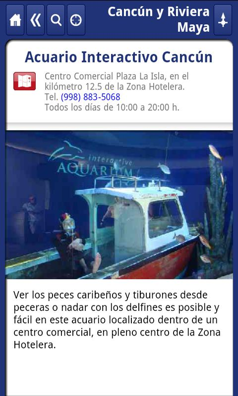 Cancun y Riviera Maya- screenshot
