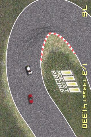 Pocket Racing - screenshot