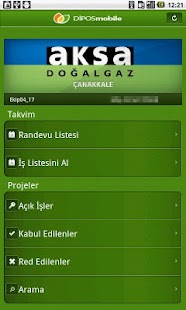 Dipos Mobile- screenshot thumbnail