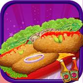 Nugget Maker - Kitchen Game