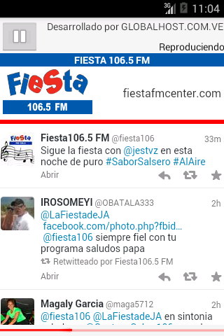 FIESTA 106.5 FM CENTER