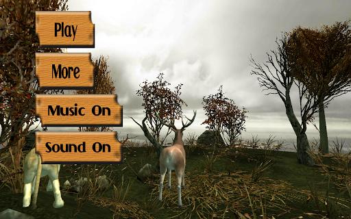 Deer jungle Attack-hunter