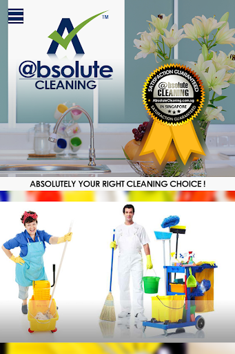 Cleaning Booking Singapore
