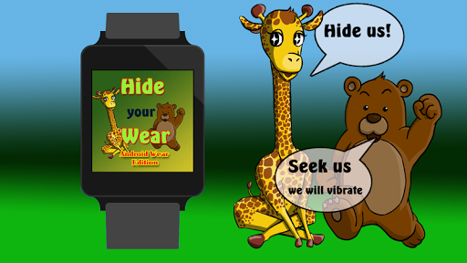 Hide Seek for Android Wear