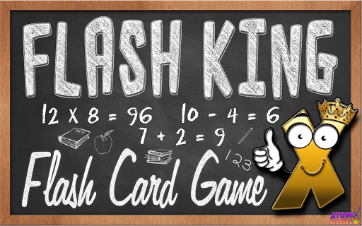 Flash King - Flash Card Game