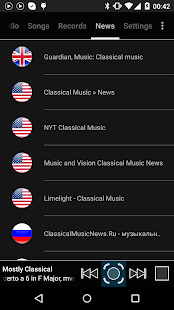 Classical Music Radio- screenshot thumbnail