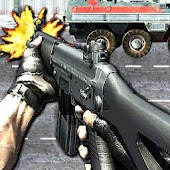 Road Assault : Shooting Games